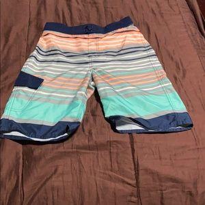 Boys Arizona Brand Swim Trunks. EUC!